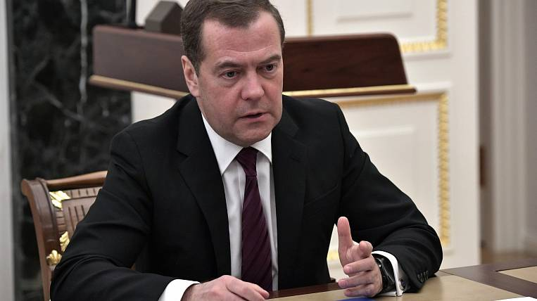 Medvedev called coronavirus a real threat to everyone
