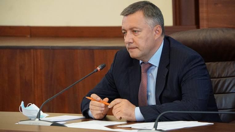The head of the Irkutsk region: the summer flood-2020 has come