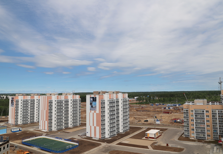 The Vostochny Spaceport: the degree of non-construction of facilities is such that it jeopardizes the implementation of projects