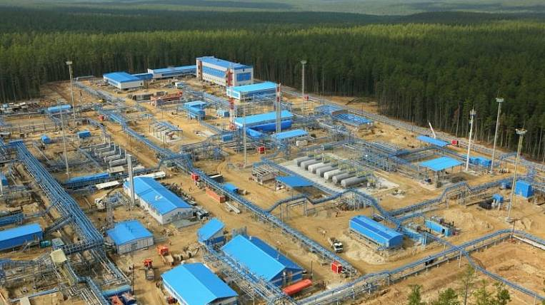 Oil production at the Chayandinskoye field will grow to 1,7 million tons per year