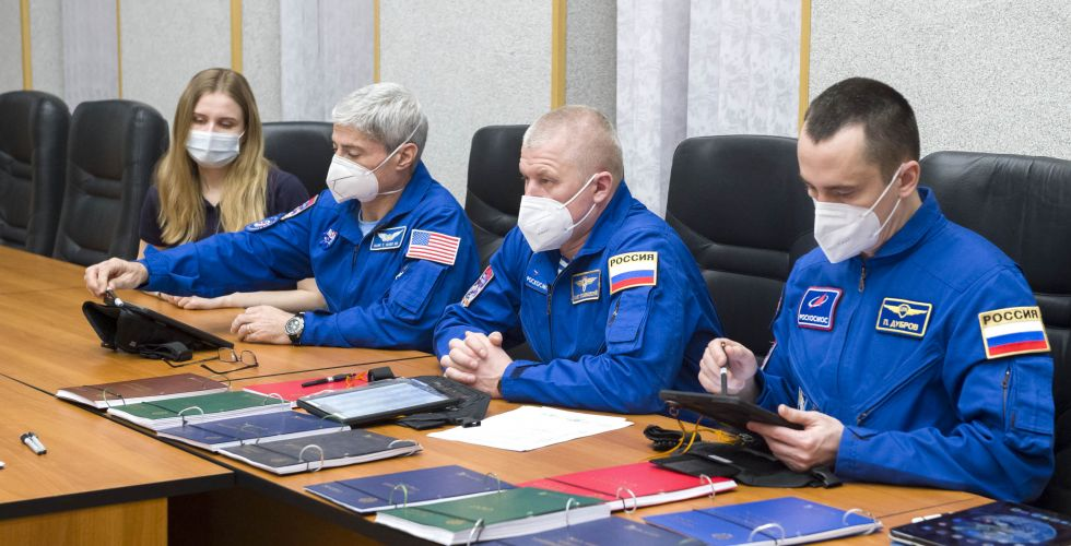 Khabarovsk resident will fly into space in the ISS crew