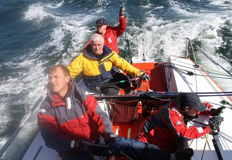Sail as a way of life