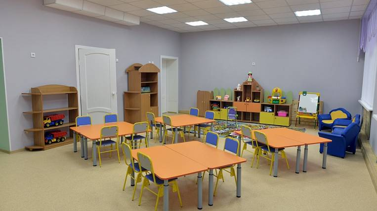 Duty groups will open in kindergartens of Khabarovsk