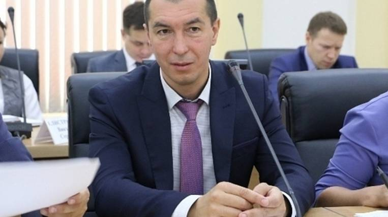 New Deputy Chairman Appointed in Trans-Baikal Territory
