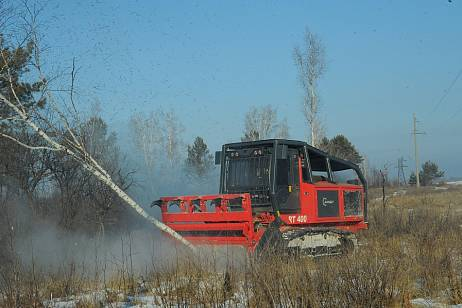 DRSK is completing preparations for the fire hazardous season