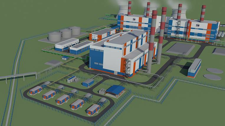 They want to build a new CHP in Khabarovsk by 2025