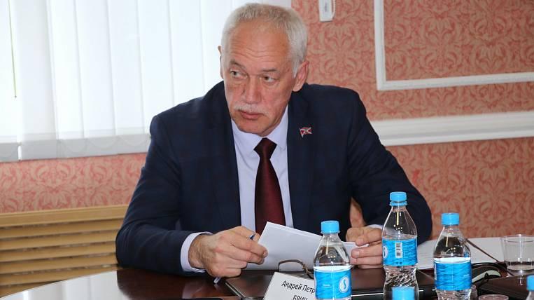 Coronavirus found in the chairman of the Vladivostok Duma