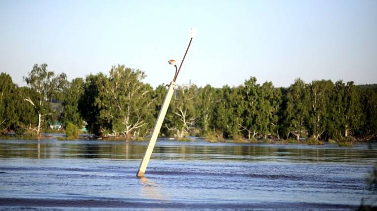 Damage from floods in the Angara region amounted to 29 billion rubles