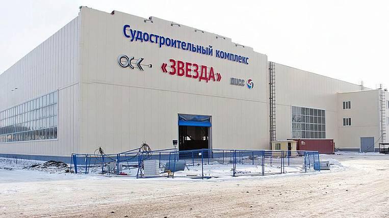 На строительстве верфи «Звезда» в Приморье было украдено более 11 млрд рублей