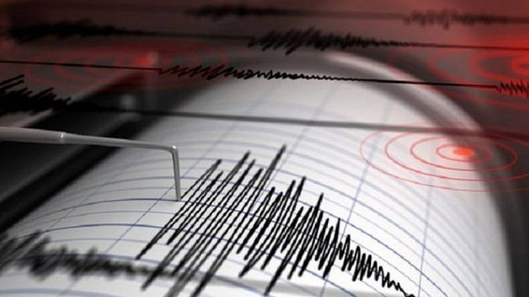 An earthquake of 4,3 points occurred in Kamchatka