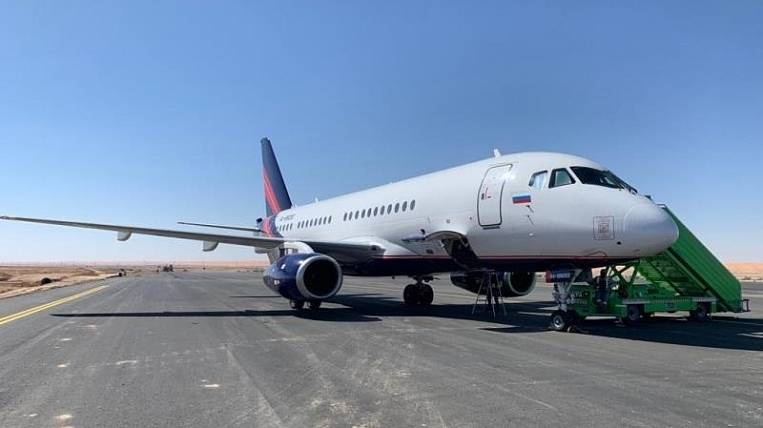 Norwegian low-coster still thinking about buying SSJ 100