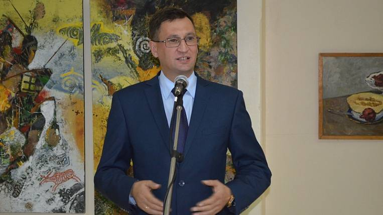Komsomolsk deputies accepted the resignation of the head of the city