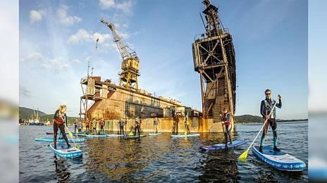 The Industrial Apocalypse of Avachinskaya Bay
