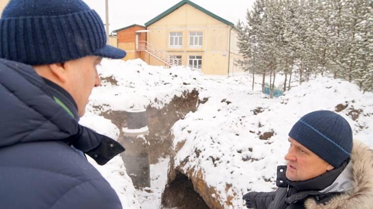 Workers died in a landslide in Tulun