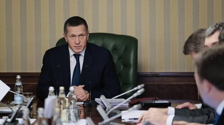Trutnev: coronavirus does not threaten the Russian economy