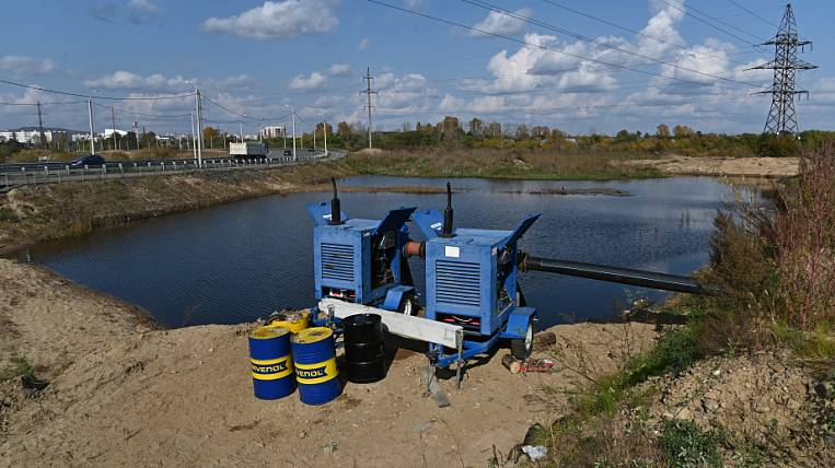 Khabarovsk Territory will receive more than 640 million rubles for the completion of dams
