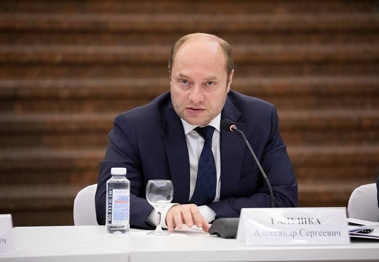 Alexander Galushka: Russia needs a socio-economic General Staff