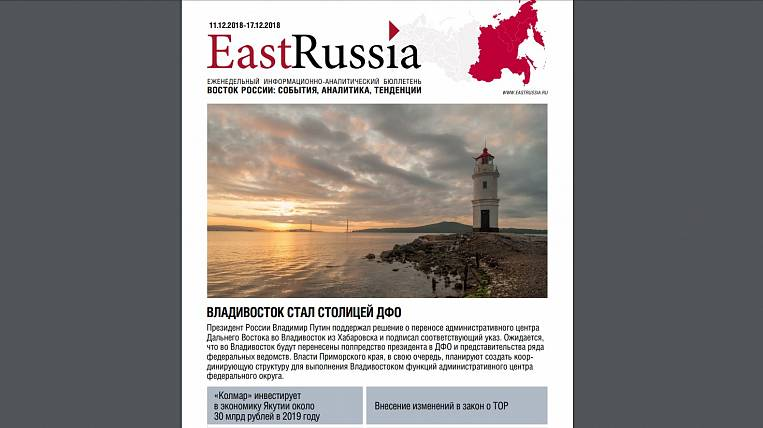 EastRussia Bulletin: Sakhalin's acting governor will follow Kozhemyako's example in the election of the head of the region