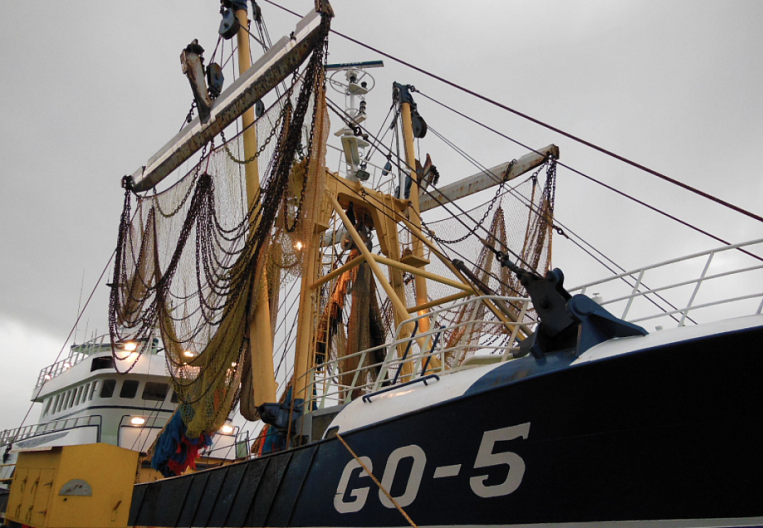 How to build a fishing fleet in Russia by one amendment