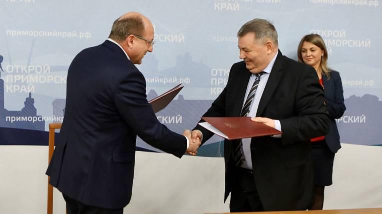 Plant in Primorye will build eight crabbolov