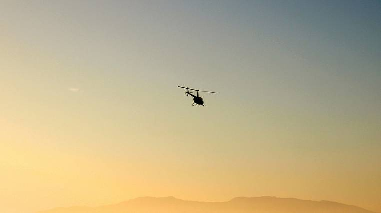 After a hard landing of a helicopter in Kamchatka, a criminal case was opened