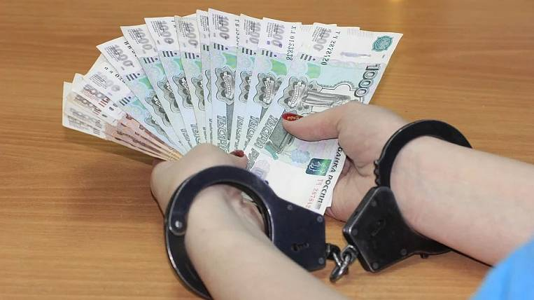 The head of the tax department in Primorye will be sent to the colony for a bribe