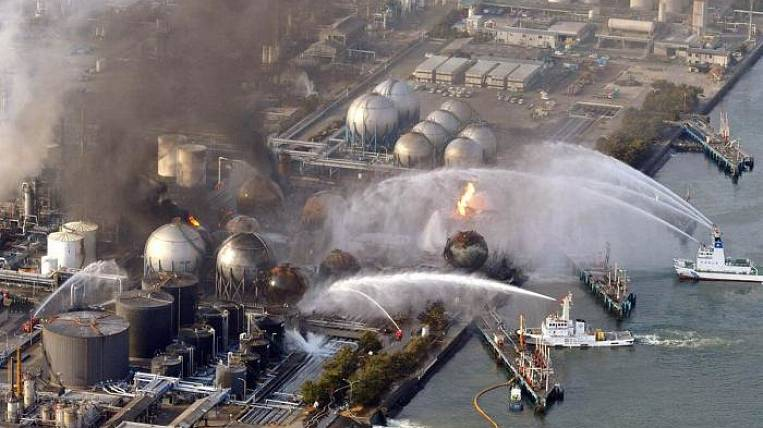 """Discharge of water into the ocean from the nuclear power plant """"Fukushima-1"""" allowed the government of Japan"""