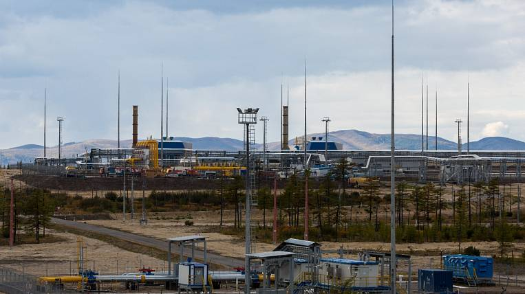 Primorye will begin to supply its products to Gazprom