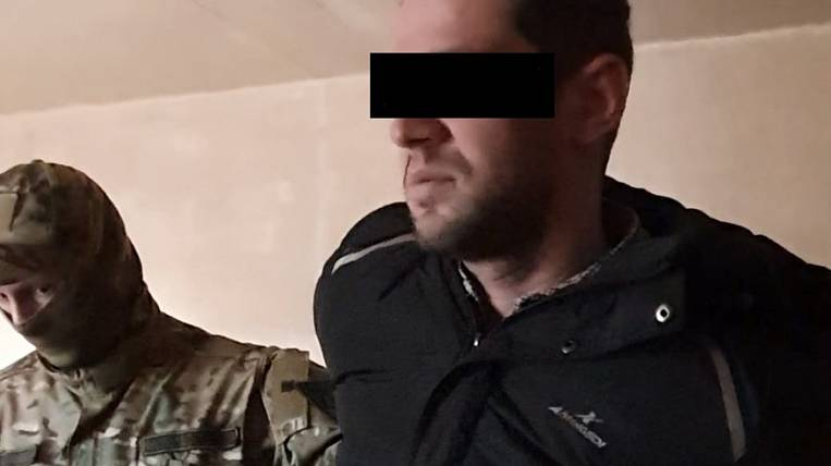 The adherent of radical movements of Islam was detained in Khabarovsk
