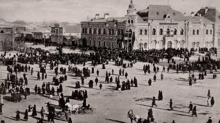 20 December Amur region celebrated 157 years