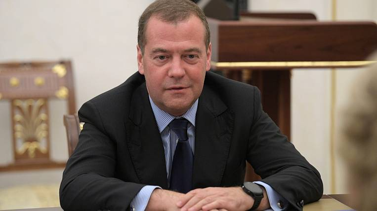 Medvedev called for abandonment of shared construction in Russia