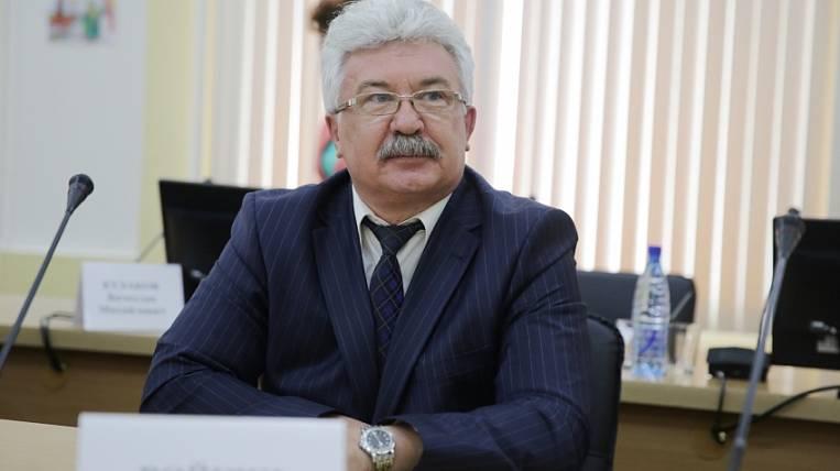 Former prosecutor becomes deputy governor of Transbaikalia