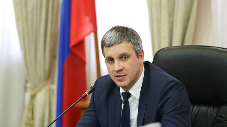 The vice-governor of the Irkutsk region resigned