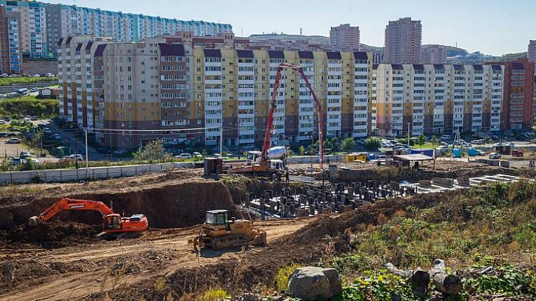 Completion of houses for shareholders in Vladivostok will be delayed again