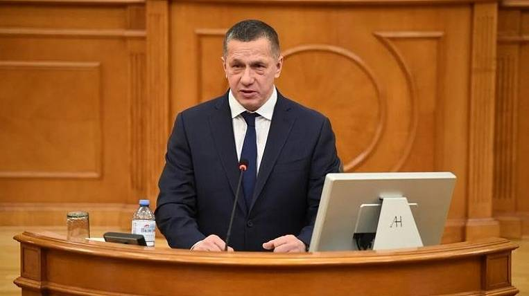 Trutnev will oversee the new government in the Russian government