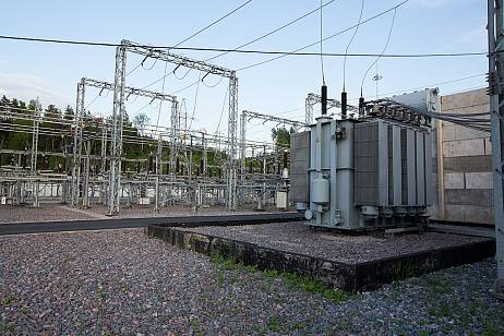 The season of excursions has opened at the power facilities of the Khabarovsk Territory