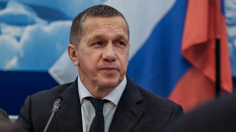 Trutnev: the mechanism for issuing subsidies for ships in the Far Eastern Federal District needs to be improved