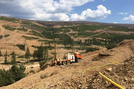 Geological exploration intensifies in the Nordgold gold mining cluster