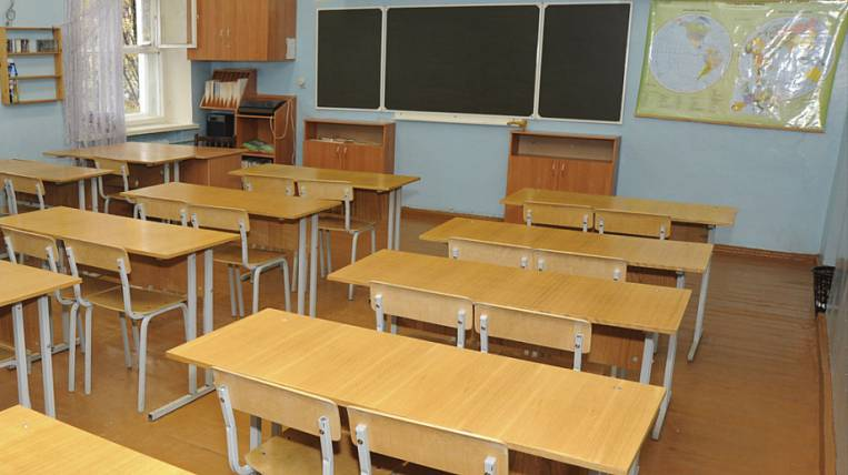Classes in the lower grades were postponed due to frost in the Khabarovsk Territory