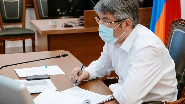 The head of Buryatia fired his adviser