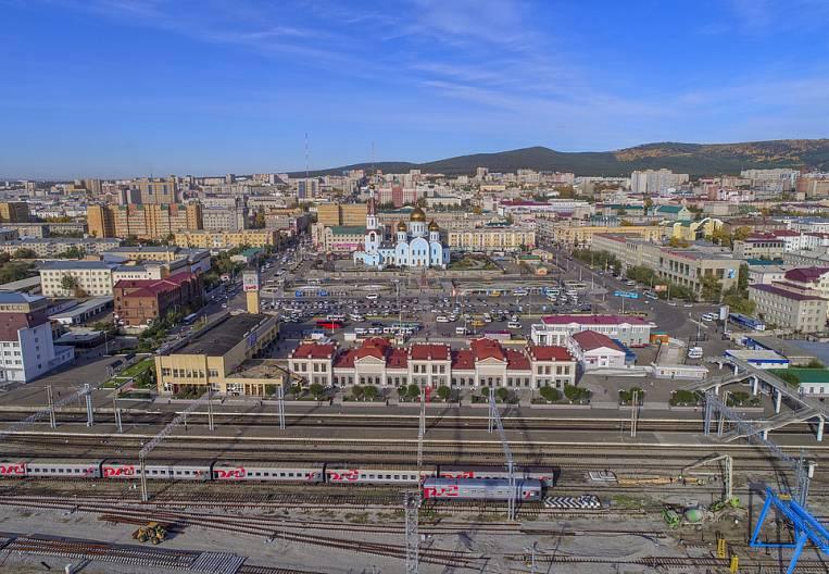 Transbaikalia will increase the railway