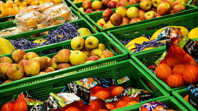 Additional supplies of vegetables will be established in the Khabarovsk Territory