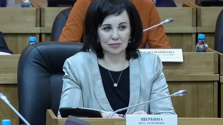 Vera Scherbina was the richest vice-governor of Primorye
