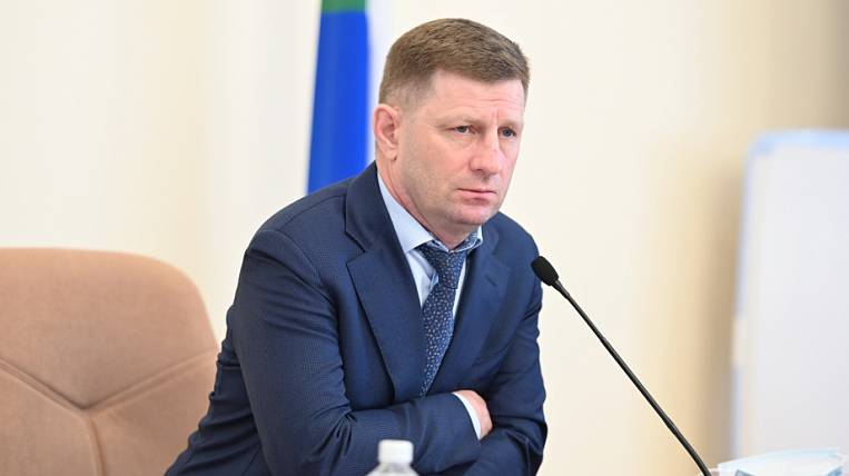 The head of the Khabarovsk Territory Furgal pleaded not guilty to organizing the killings