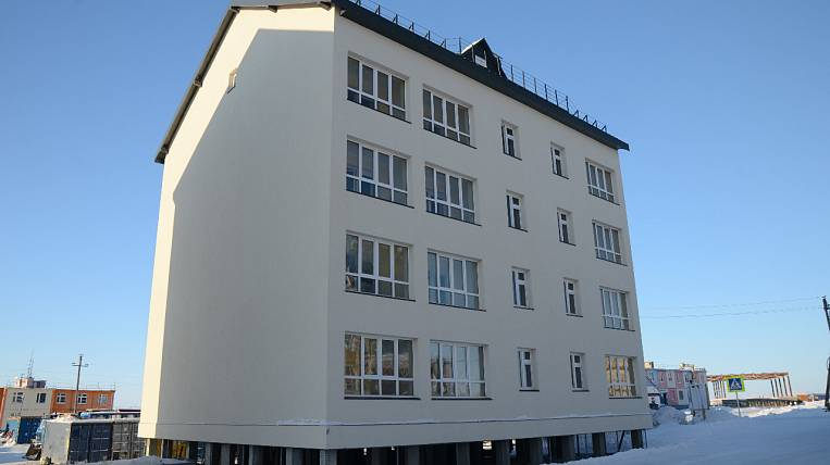 Teachers and doctors received apartments in Chukotka thanks to a single subsidy