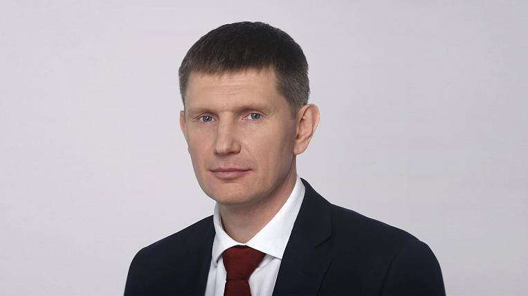 Head of the Ministry of Economic Development: it is premature to introduce CO2 emission quotas