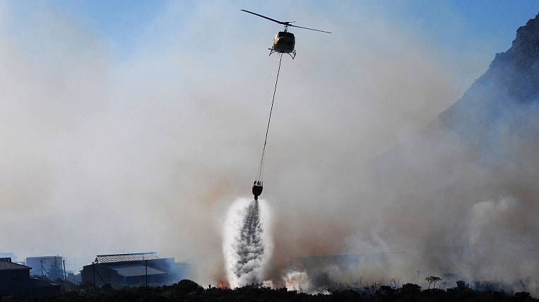 Emergency mode due to fires introduced in four districts of Yakutia