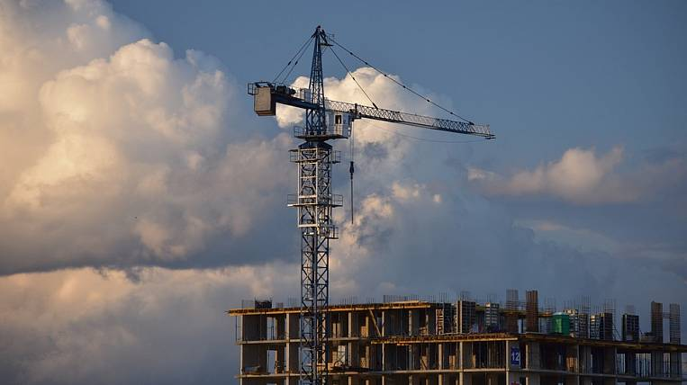 An experiment in the construction industry will be launched in the Far Eastern Federal District