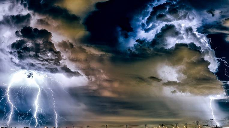 Showers and thunderstorms will cool the Khabarovsk Territory a little
