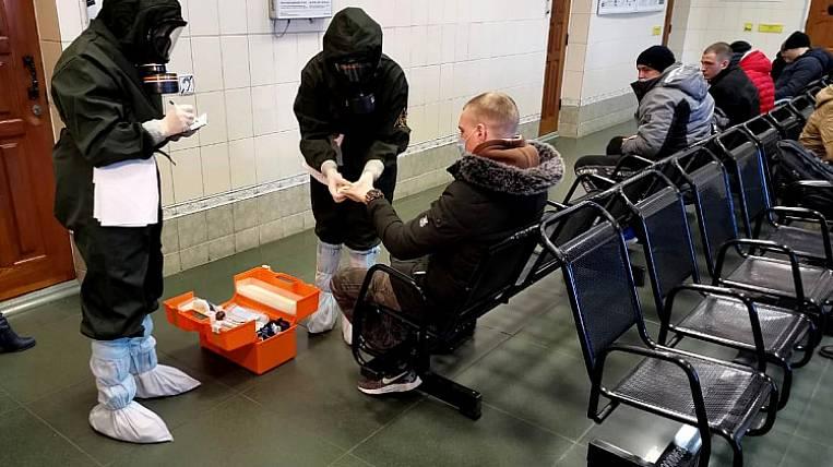 Coronavirus elimination exercises held in Primorye